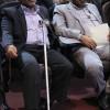 آقاي دکتر مجتبي رحماندوست، دبيرکل انجمن حمايت از ملت فلسطين